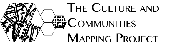 Edinburgh Culture and Community Mapping Project About Research Data logo